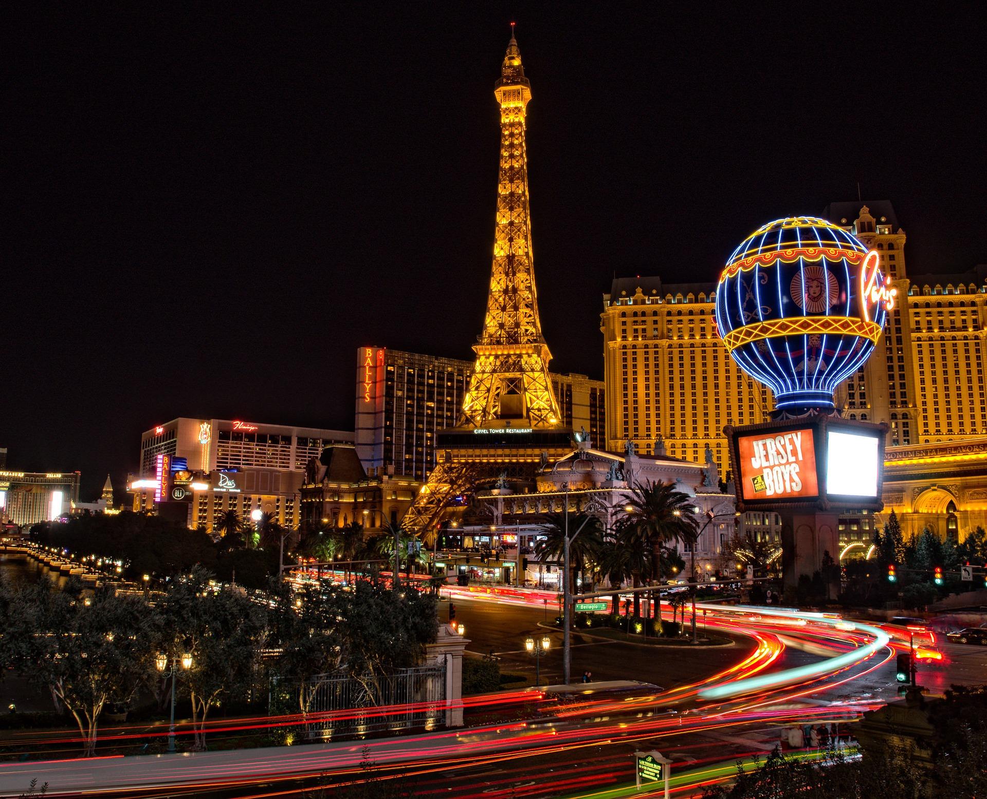 Online casinon tar över mer och mer